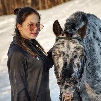 улыбочку... :: Елена Логачева