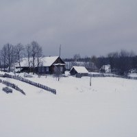 деревенька моя :: леонид логинов