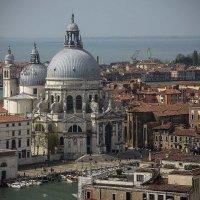 Venezia.Basilica di Santa Maria della Salute. :: Игорь Олегович Кравченко