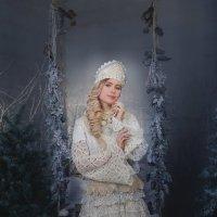 снегурочка :: Евгения Комарова