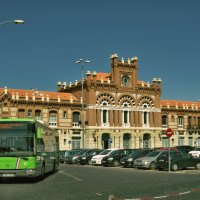 Aranjuez-ж.д.вокзал :: Игорь