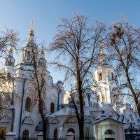 Знаменский кафедральный собор :: Дмитрий Сиялов