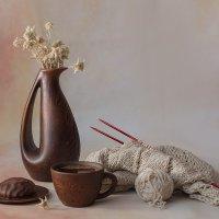 Чашечка кофе... :: Елена Ахромеева