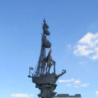 Памятник Петру I (Москва) :: Вера Щукина