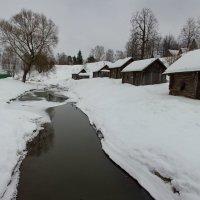 Бани на реке :: Константин