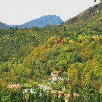 Альпийский пейзаж :: Николай Танаев