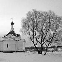 Крещенский вечер (1) :: Михаил Попов