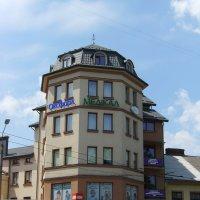 Офисный   центр   в   Ивано - Франковске :: Андрей  Васильевич Коляскин