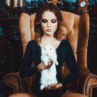 Кролик :: Наталья Ремез