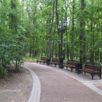 В парке Царицыно :: Наталья А
