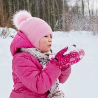 Зимняя сказка :: Мария Тишина