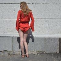 Lola in Red :: Михаил Андреев