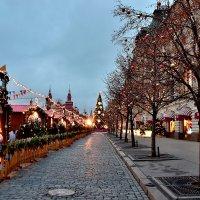 Новогодняя Ярмарка у ГУМа :: Oleg S