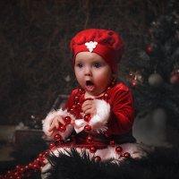 Новогодние бусы :: Светлана Кузина