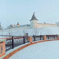 Морозным утром в Казани :: Александр Лебедев