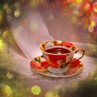 Горячий шоколад :: Наталия Лыкова