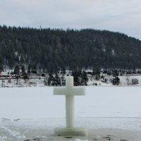 Пейзаж с крестом :: OLLES