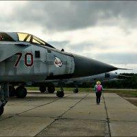 Первым делом, самолёты... :: Кай-8 (Ярослав) Забелин