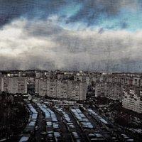 Смоленск, Киселевка зимой. :: Aleksandr Ivanov67 Иванов