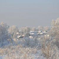 Деревня зимой :: Алексей http://fotokto.ru/id148151Морозов