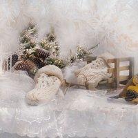 Январь владеет струнами души,давай переживем январь... :: Валентина Колова