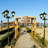 Ресторанчик на берегу Красного моря. :: Лия ☼