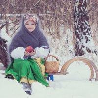 Русская красавица :: Анна Останина