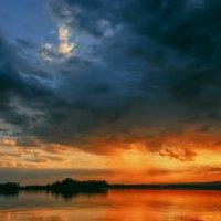 Песня воды и пламени :: Андрей Лепилин