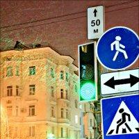 Про пешеходов... :: Кай-8 (Ярослав) Забелин