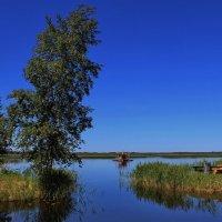 Один день у озера :: Татьянка *