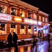 Климентовский переулок...Москва :: Юрий Яньков