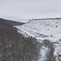 Воргольские скалы :: Сергей Алексеев
