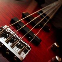 Бас гитара :: Олеся Келлер