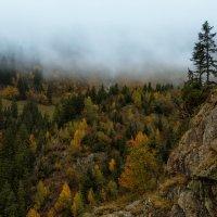 Октябрь в Альпах :: Владимир Колесников