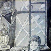 обед блокадника :: Мария Кузнецова (Суворова)