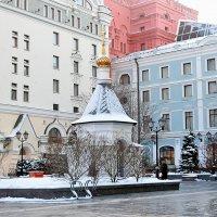 Часовня Рождества Богородицы! :: Татьяна Помогалова