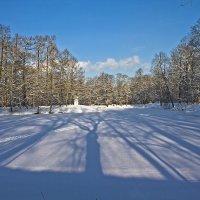 Мороз и солнце... :: Senior Веселков Петр