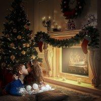 Счастливого Рождества! :: Маргарита Гусева