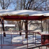Зима диктует свои правила :: Нина Корешкова