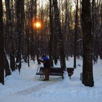 Солнце садилось :: Андрей Лукьянов