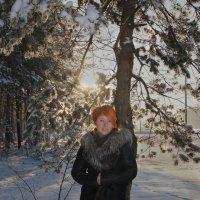 Зимний портрет :: Артур Овсепян
