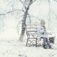 Зима в Донецке РО :: Валерия Ступина