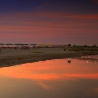 Оранжевое небо :: Александр Грибакин