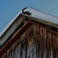 красивая крыша :: Роза Бара
