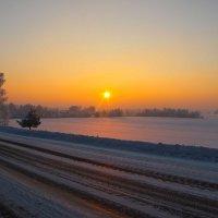 Мороз и солнце :: Краснов  Ю Ф