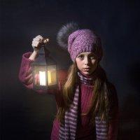 Свет в ночи :: Марина Хлопина
