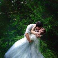 Сказочный поцелуй :: Максим Рябинин