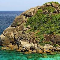 Симиланские острова - всё самое лучшее от природы Тайланда!!! :: Вадим Якушев
