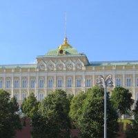 Большой кремлёвский дворец :: Вера Щукина