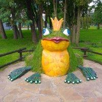 Царевна-лягушка. Диво-остров. :: VasiLina *